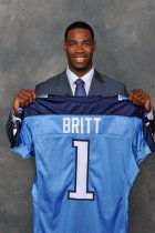 Britt can prove he was worth the 1st round pick the Titans used on him with an arrest-free, productive 2012-2013 season.