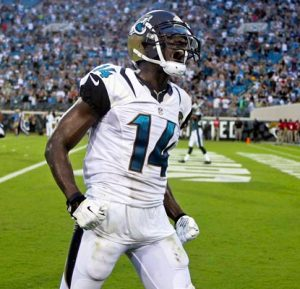 Blackmon is a very talented young player and the Jaguars are always playing from behind.