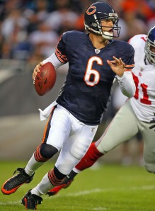 Cutler had 22 fantasy points against the Saints, good for third best quarterback of the week.