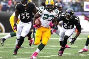 With plenty of injured and underperforming running backs in fantasy, Lacy should be a great starter going forward.