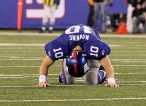 At 0-4 the Giants are at a low point and are not helping out fantasy owners either.