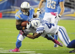 Mathews is usually underwhelming, but has a great matchup against the Jags and looked good against the Colts.