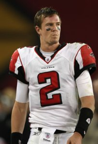Ryan is without Jones and Jackson and has a slowed Roddy White, he could have a tough time being a top-12 quarterback.
