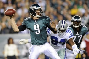 Foles should only find success in terms of fantasy production inside of Chip Kelly's offence.