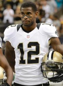Colston is going to riding the pine in my leagues until the Saints refocus on him.