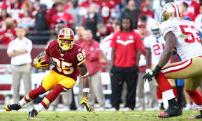 A sleeper pick this week, Hankerson could score against a bad Eagles secondary.