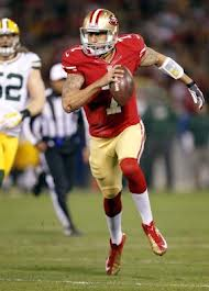 Kaepernick is going to need to get on his horse to have a good fantasy day against the Saints in New Orleans.