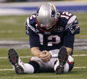 Brady has 2 touchdown passes in his last four games and is yet to throw three touchdowns in a game.