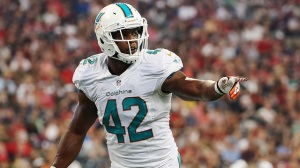 Clay has been big for the Dolphins lately and will likely be needed again against the Patriots.
