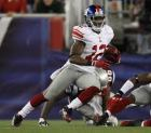 Jernigan has been a bright spot for the Giants over the last two weeks and could see added work as the team figures out who to bring back for next season.